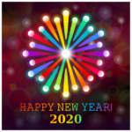 Ein frohes neues Jahr 2020