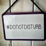 Home Office - Bitte nicht stören!